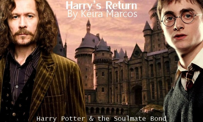 harry potter amp the soulmate bond series � keira marcos