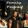 Family Portrait by Skeddy Kat