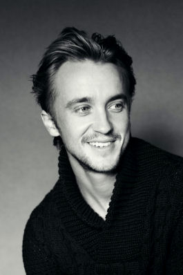 Draco Malfoy (Actor: Tom Felton)