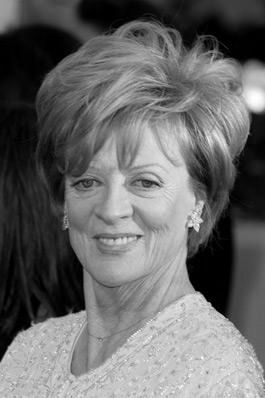 Minerva McGonagall Actress: Maggie Smith