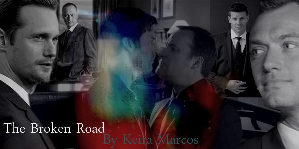 The Broken Road by Fan ArtsSeries