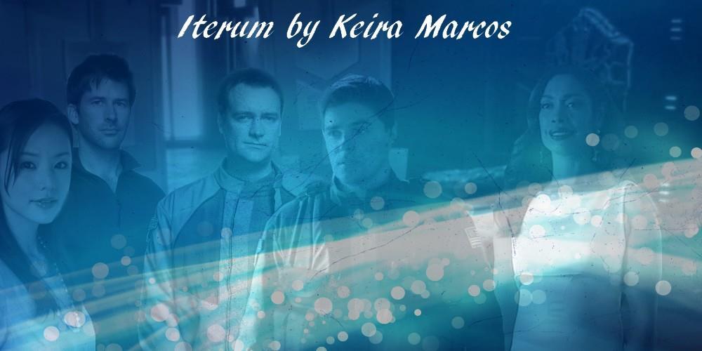 Iterum – Keira Marco...