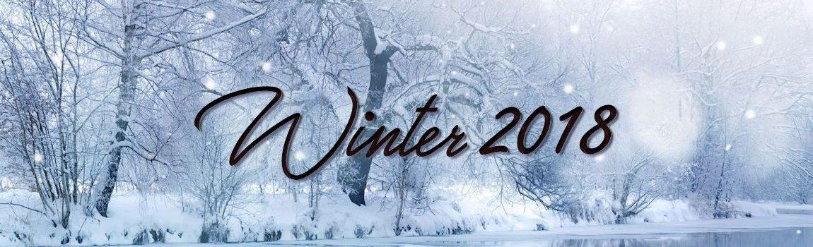 Newsletter Winter 2018