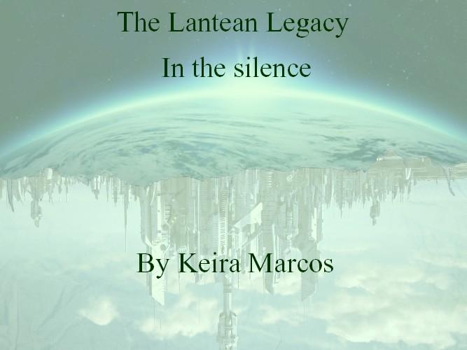 In the Silence - Banner Art