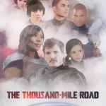 The Thousand-Male Road Cover